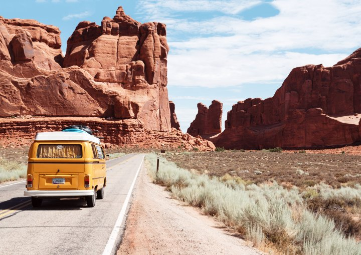 Traveling Alone: My Solo Cross-Country RoadTrip